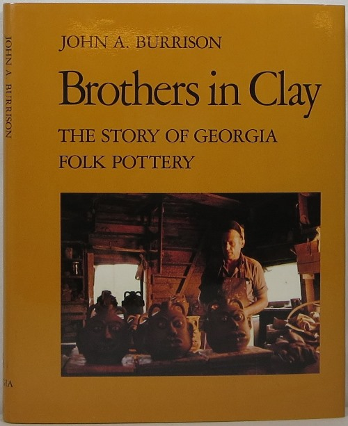 Image for Brothers in Clay: The Story of Georgia Folk Pottery
