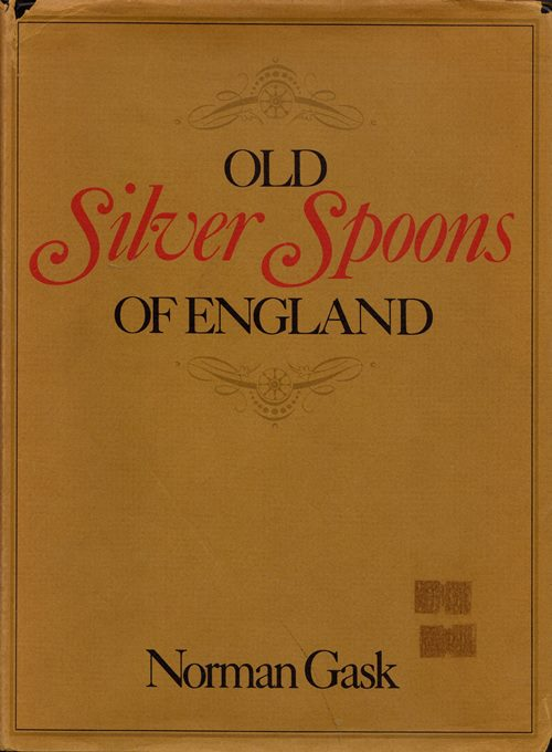 Image for Old Silver Spoons of England