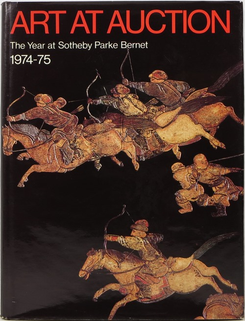 Image for Art at Auction: The Year at Sotheby Parke Bernet 1974-75