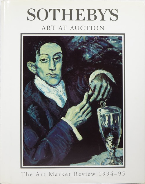 Image for Sotheby's Art at Auction The Art Market Review 1994-95