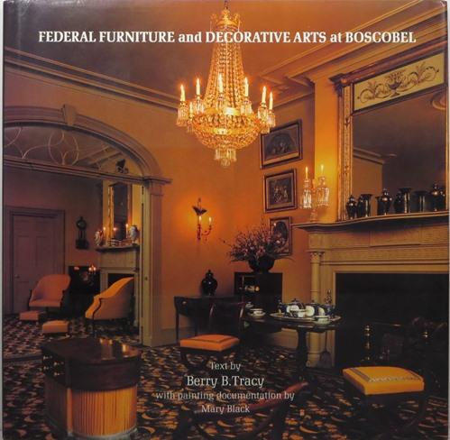 Image for Federal Furniture and Decorative Arts at Boscobel