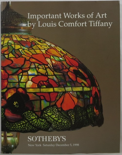Image for Important Works of Art by Louis Comfort Tiffany, December 5, 1998