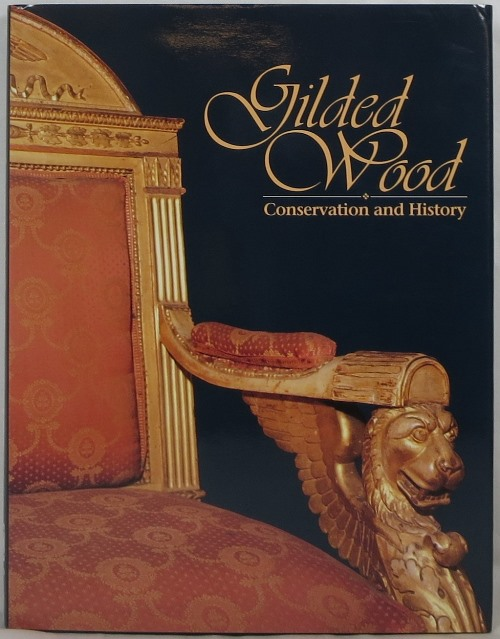 Image for Gilded Wood Conservation and History