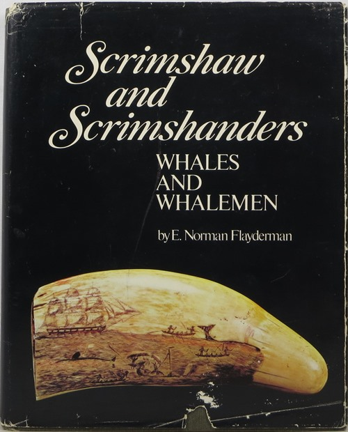 Image for Scrimshaw and Scrimshanders: Whales and Whalemen