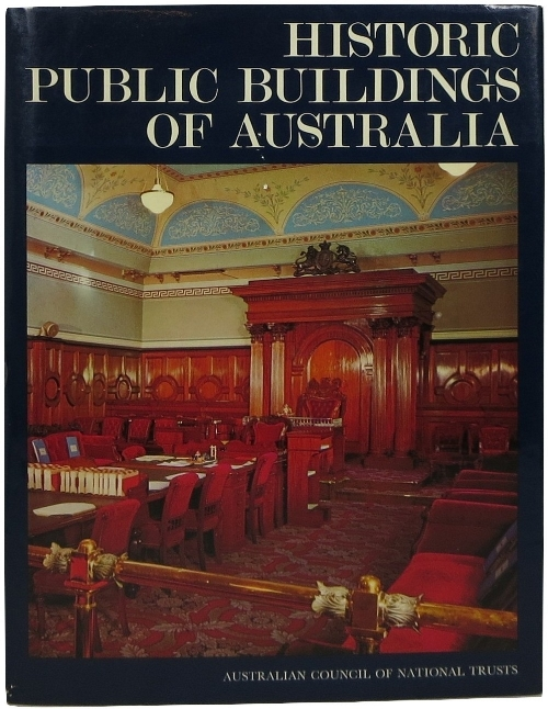 Image for Historic Public Buildings of Australia