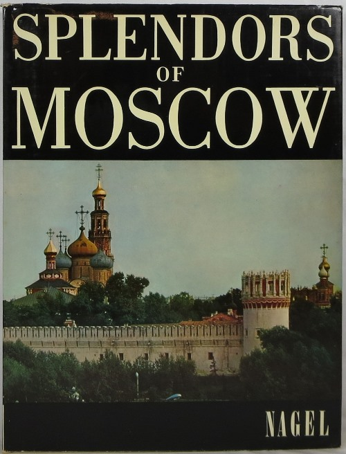 Image for Splendors of Moscow and Its Surroundings