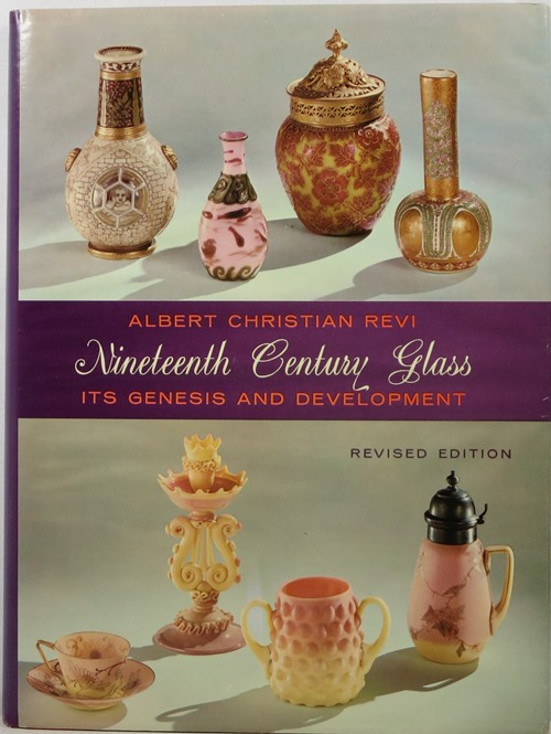Image for Nineteenth Century Glass: Its Genesis and Development