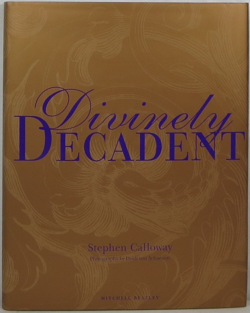 Image for Divinely Decadent