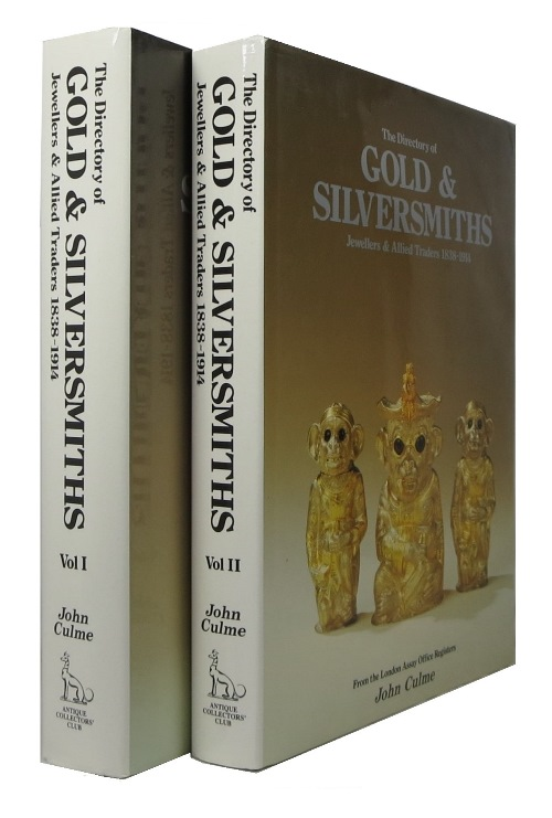 Image for The Directory of Gold & Silversmiths, Jewellers & Allied Traders 1838-1914, from the London Assay Office Registers, 2 volume set
