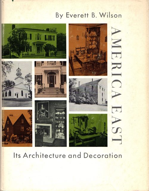 Image for America East: Its Architecture and Decoration