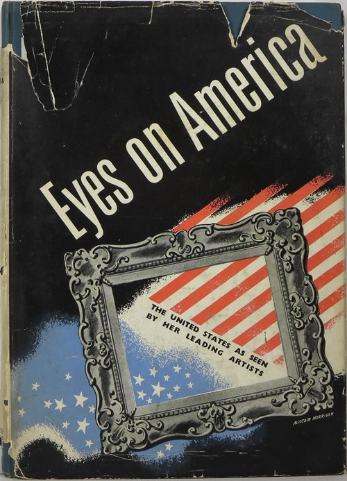 Image for Eyes on America: The United States as Seen by Her Artists