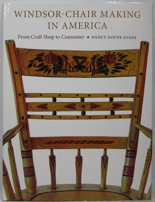 Image for Windsor-Chair Making in America: From Craft Shop to Consumer