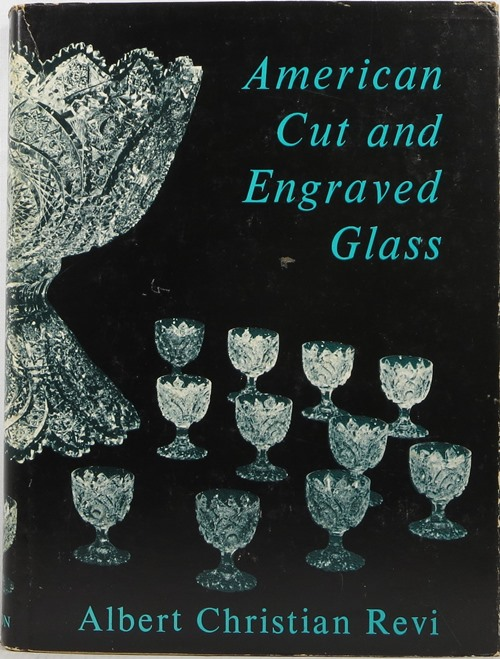 Image for American Cut and Engraved Glass