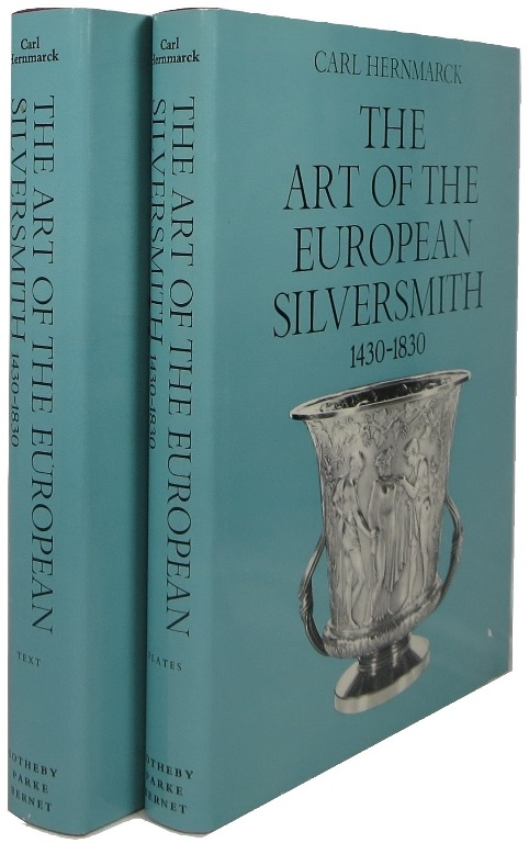 Image for The Art of the European Silversmith 1430-1830: 2 volumes (Text and Plates)