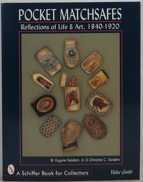 Image for Pocket Matchsafes: Reflections of Life & Art, 1840-1920