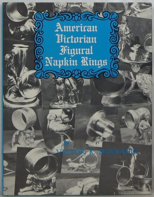 Image for American Victorian Figural Napkin Rings
