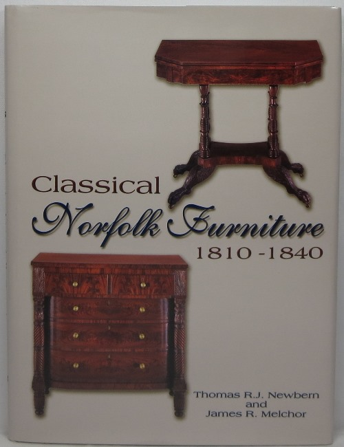 Image for Classical Norfolk Furniture, 1810-1840