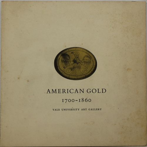 Image for American Gold, 1700-1860