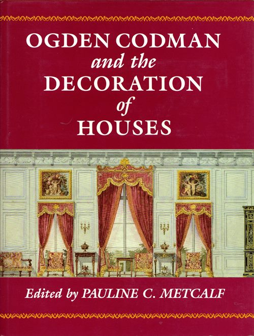 Image for Ogden Codman and the Decoration of Houses