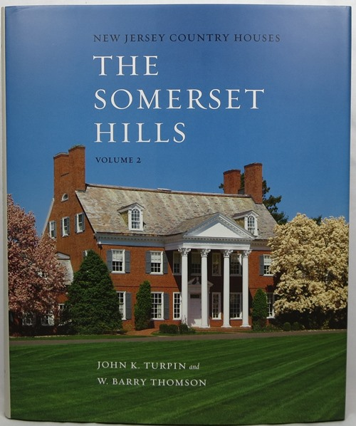 Image for New Jersey Country Houses: The Somerset Hills, Volume 2