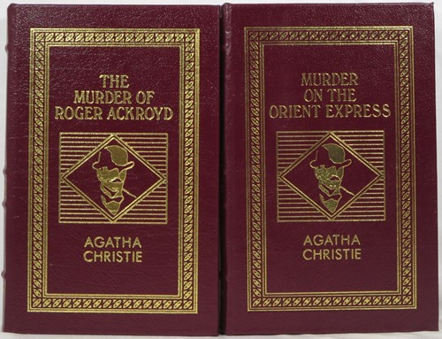 Image for Hercule Poirot Classics: The A.B.C. Murders, Death on the Nile, The Murder of Roger Ackroyd, Murder on the Orient Express, The Mysterious Affair at Styles, The Mystery of the Blue Train