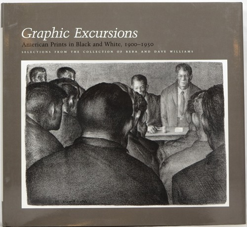 Image for Graphic Excursions: American Prints in Black and White, 1900-1950