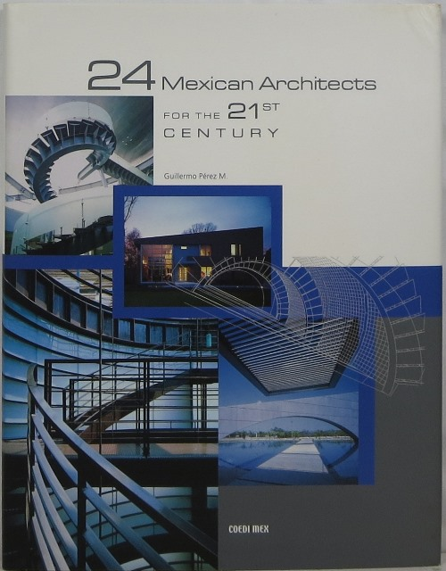 Image for 24 Mexican Architects for the 21st Century