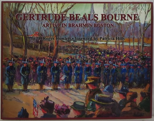 Image for Gertrude Beals Bourne: Artist in Brahmin Boston