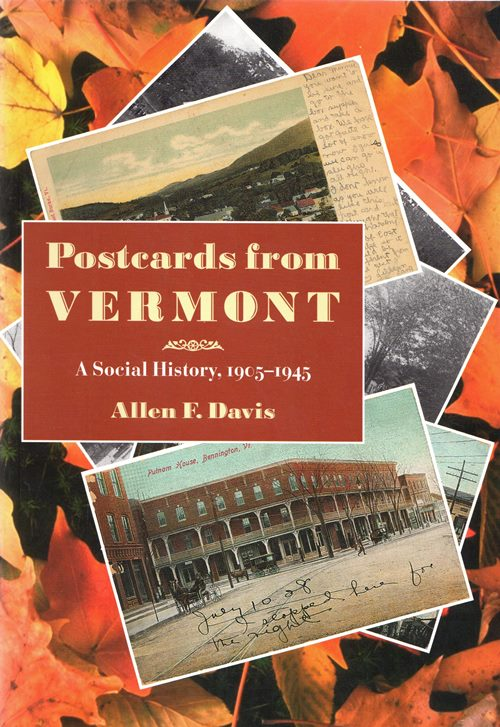 Image for Postcards from Vermont: A Social History, 1905-1945