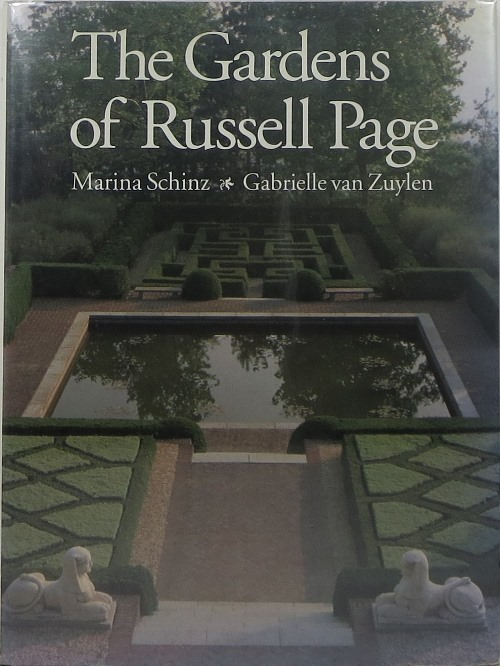 Image for The Gardens of Russell Page