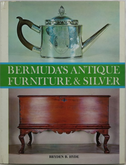 Image for Bermuda's Antique Furniture & Silver