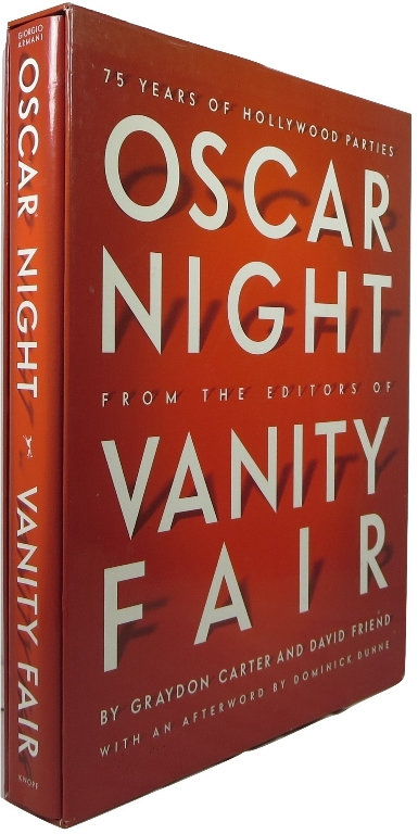 Image for Oscar Night from the Editors of Vanity Fair: 75 Years of Hollywood Parties