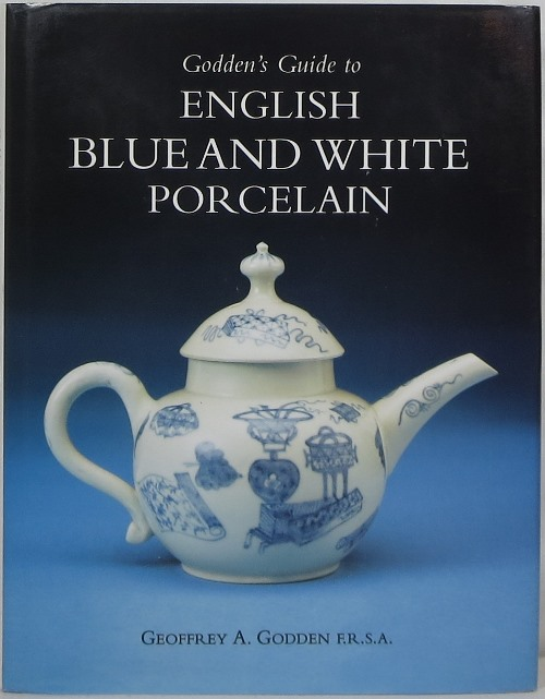 Image for Godden's Guide to English Blue and White Porcelain