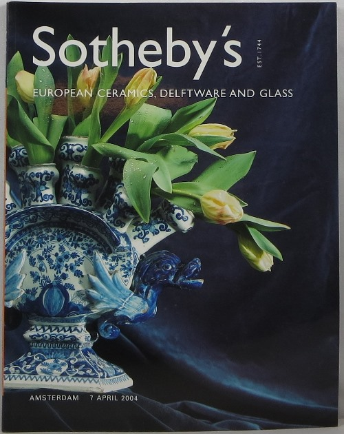 Image for European Ceramics, Delftware and Glass, April 7, 2004