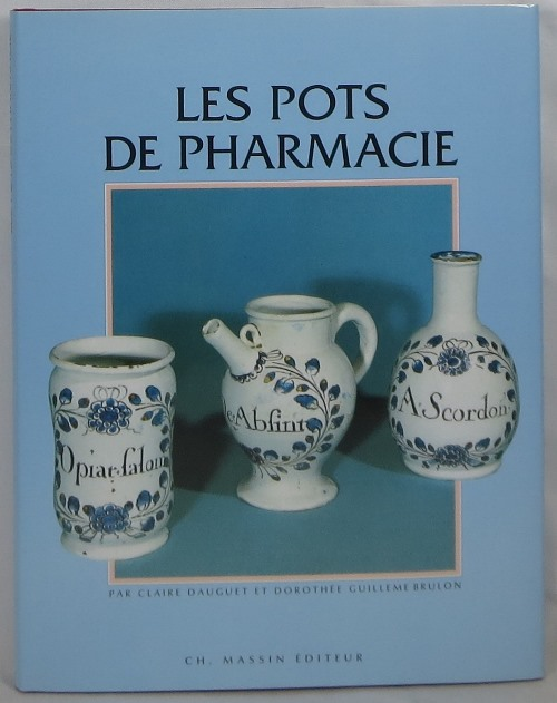 Image for Les Pots de Pharmacie