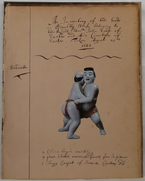 Image for The Wrestling Boys: An Exhibition of Chinese and Japanese Ceramics from the 16th to the 18th Century in the Collection of Burghley House