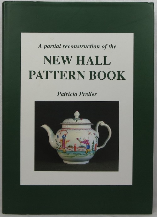 Image for A Partial Reconstruction of the New Hall Pattern Book