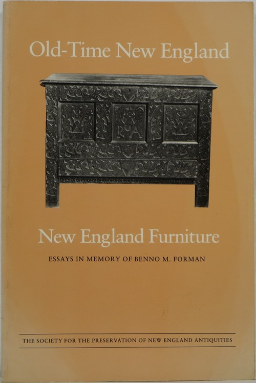 Image for New England Furniture: Essays in Memory of Benno M. Forman