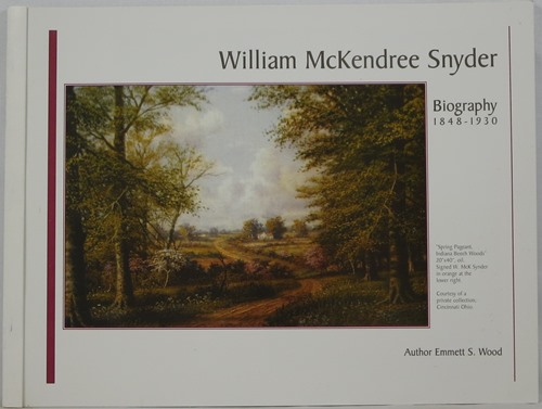Image for William McKendree Snyder: Biography 1848-1930