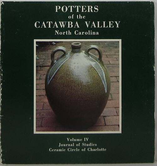 Image for Potters of the Catawba Valley North Carolina