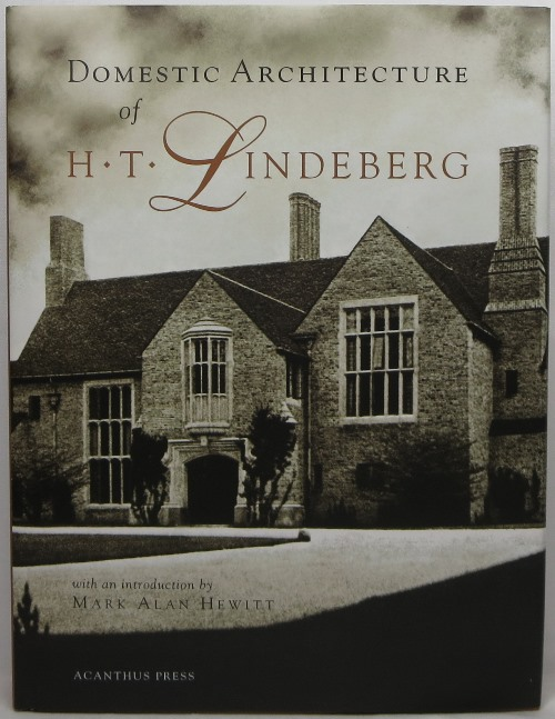 Image for Domestic Architecture of H. T. Lindeberg
