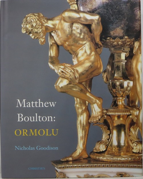 Image for Matthew Boulton: Ormolu