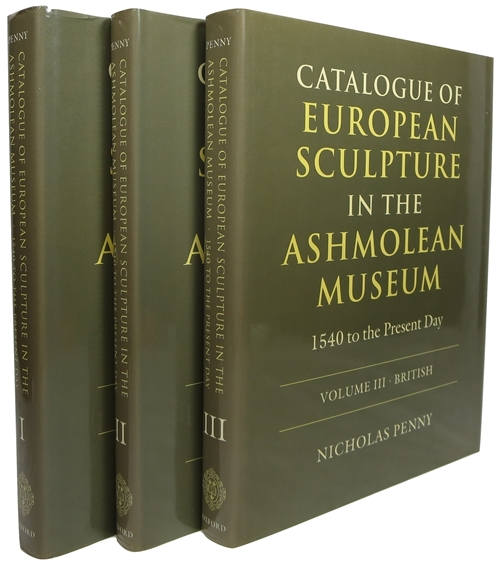 Image for Catalogue of European Sculpture in the Ashmolean Museum: 1540 to the Present Day, 3 volumes