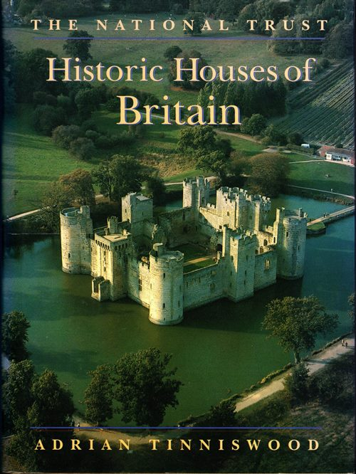 Image for The National Trust: Historic Houses of Britain
