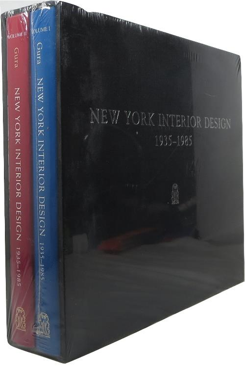 Image for New York Interior Design 1935-1985: Inventors of Tradition & Masters of Modernism