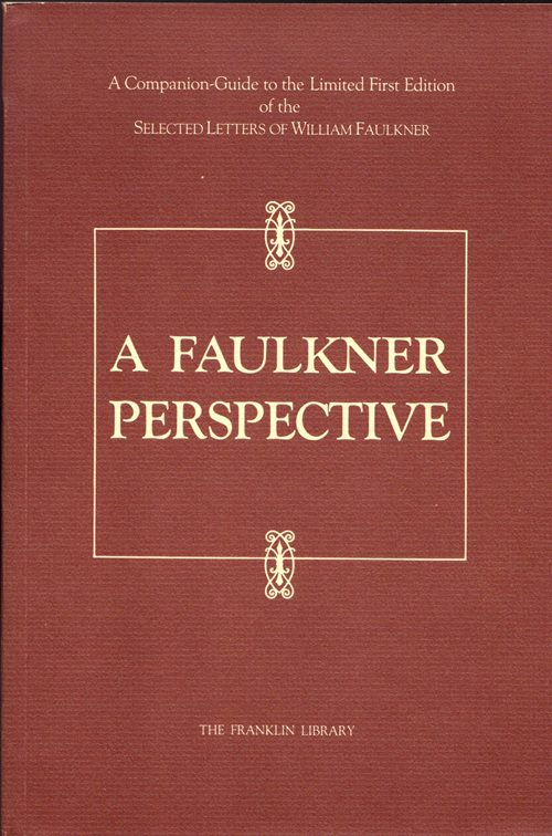 Image for Selected Letters of William Faulkner
