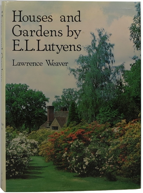 Image for Houses and Gardens by E. L. Lutyens
