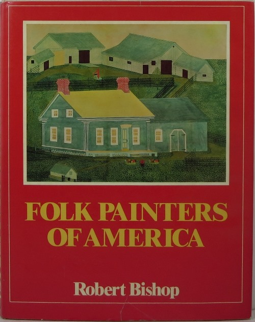Image for Folk Painters of America