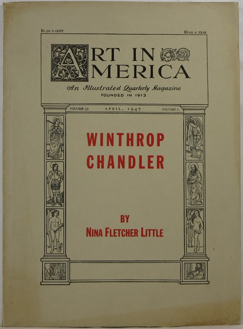 Image for Winthrop Chandler (Art in America, Vol 35, No 2, April 1947)