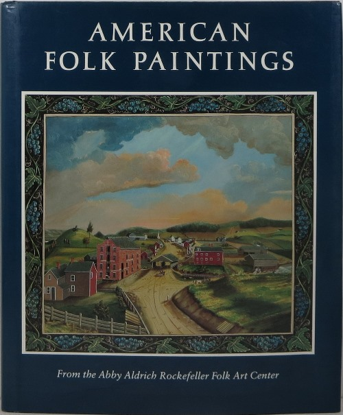 Image for American Folk Paintings From the Abby Aldrich Rockefeller Folk Art Center